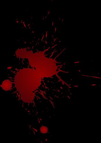 ゾンビハザードミッション血痕
